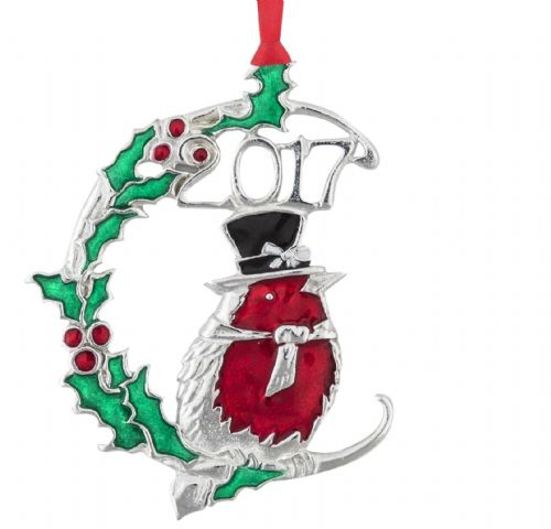 Limited Edition Luxury Christmas Ornaments: Engraved Tankards, Jewellery & Quaich Bowls